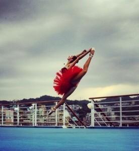 Caroline - Ballet Dancer