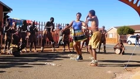 Linda Skosana - Dance Act