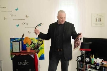 Chris. K. Magician image