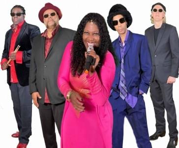 BOFiya = Band On Fiya - Soul / Motown Band