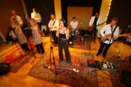 Lucille & the Lightning Soul Train - Soul / Motown Band
