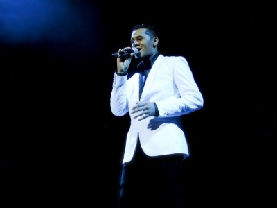 Zubair Vardien  - Production Singer
