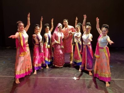 colours of India  - Bollywood Dancer