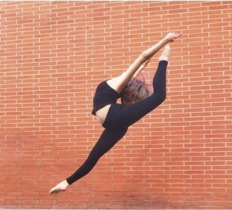 Ashley Oertel - Dance Act
