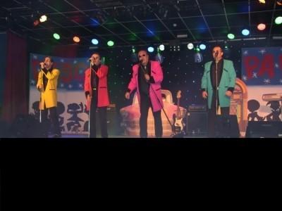 THE NEW JERSEY BOYS  - Frankie Valli 4 Seasons Tribute
