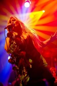 Tania Levy - Female Singer