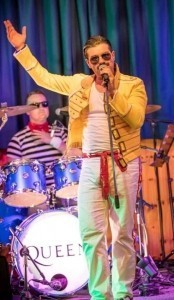 Becoming Freddie.   - Freddie Mercury Tribute Act