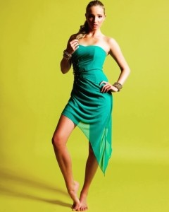 Jojo Simpson - Female Dancer