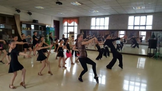 Ballroom couple Vlad and Tania - Ballroom Dancer