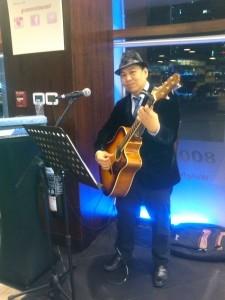 Lirio A. Robles ( Lee-R ) - Guitar Singer