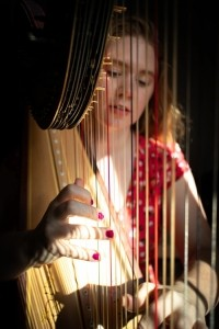 Erin Baker - Harpist