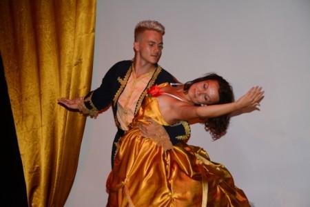 Daria Wolanska - Female Dancer