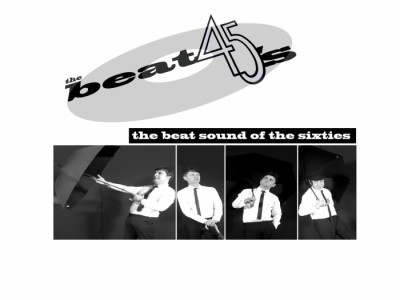 The Beat 45s - 60s Tribute Band