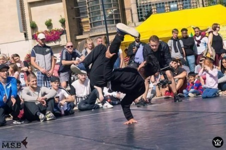 Nestor Garcia - Street / Break Dancer