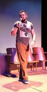 Steve Espinoza - Adult Stand Up Comedian