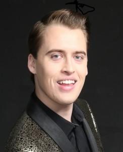 Ryan Christopher - Male Singer