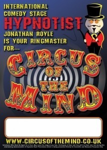 Jonathan Royle - Hypnotist