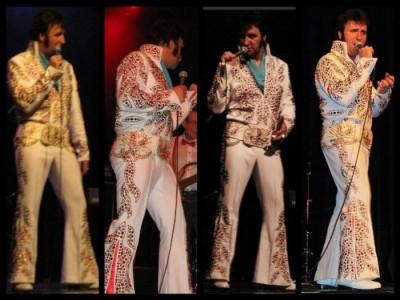 Aron Borgh - Elvis Impersonator