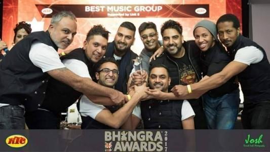 Harvey Sahota & The Live Crew Bhangra Reggae Fusion Band  - Other Band / Group