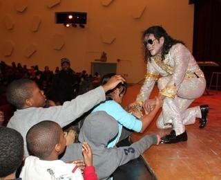JOSE LUIS JORGE (JLJ) - Michael Jackson Tribute Act
