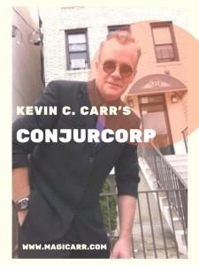Kevin C. Carr - Close-up Magician