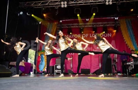 East West Fusion - Bollywood Dancer