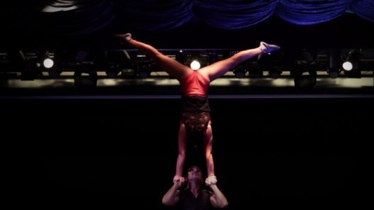 Duo Baires - Acrobalance / Adagio / Hand to Hand Act