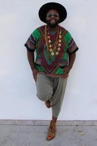 Jaz Ellington - Male Singer