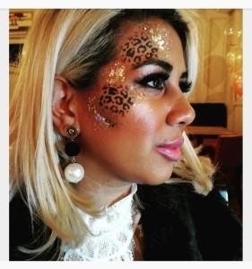 What a cheek! - Face Painter