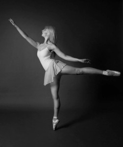 Phoebe Bowman - Female Dancer