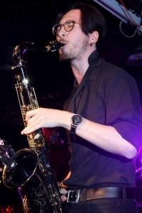 Kai Harney - Saxophonist