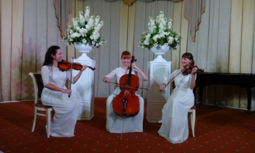 Kauhanka Volha - String Trio