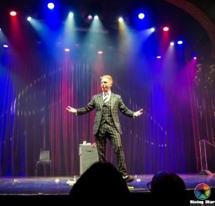Eric Brouman - Comedy Cabaret Magician
