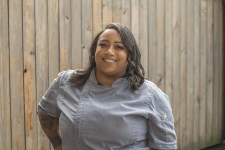 Chef Chantel Jackson  - Female Singer