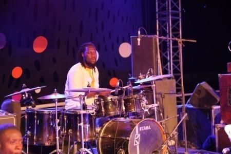 Joel Azia - Drummer