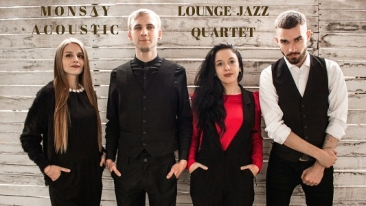 Monsay Acoustic Lounge - Jazz Quartet - Jazz Band
