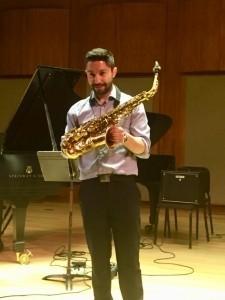 Diego  - Saxophonist