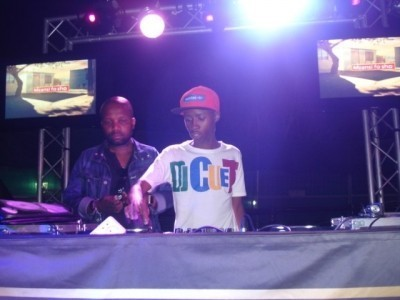 Dj Cue-T - Party DJ