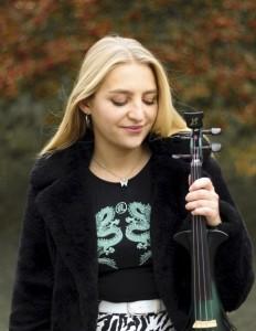 Athena Octavia - Violinist