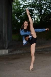 Elise Andersson - Female Dancer