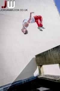 Jordan Wilcox - Aerialist / Acrobat