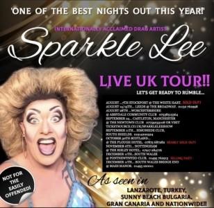 Sparkle Lee - Drag Queen Act