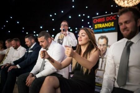 Comedy Hypnotist Chris Doc Strange - Hypnotist