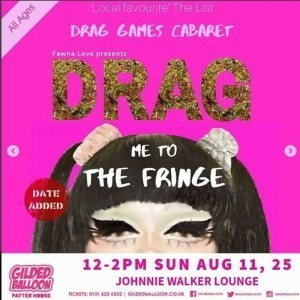 Fawna Love - Drag Queen Act