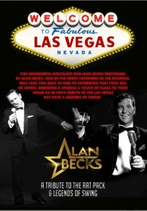Alan Becks - Tribute to the Rat Pack - Rat Pack Tribute Act