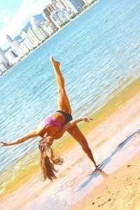 Chloe Hirst - Female Dancer