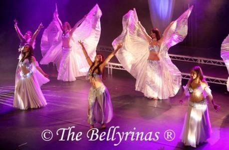 Tina-Louise & The Bellyrinas® - Belly Dancer