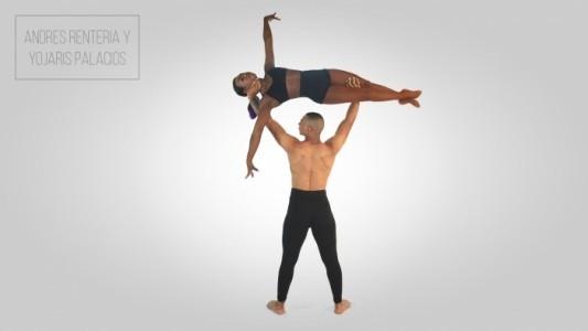 couple salsa acrobactica - Other Dance Performer