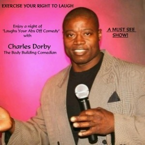 The bodybuilding comedian - Clean Stand Up Comedian