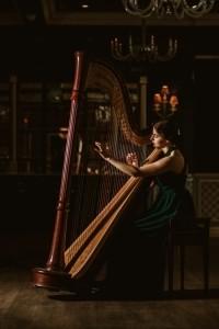 Noa Davies - Harpist